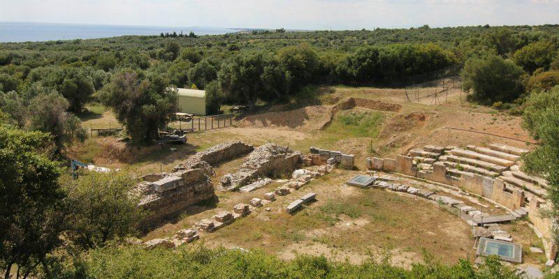Αρχαιολογικοί χώροι - Θράκη 8