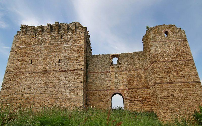 Πύθιο & βυζαντινό κάστρο - Θράκη 2