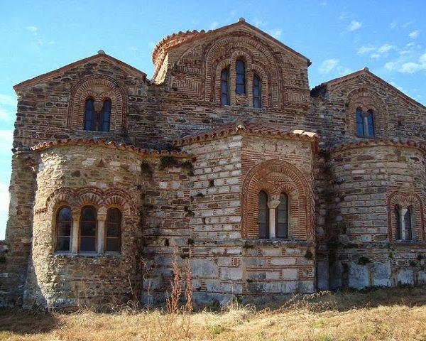 Μοναστήρια-εκκλησίες - Θράκη 1