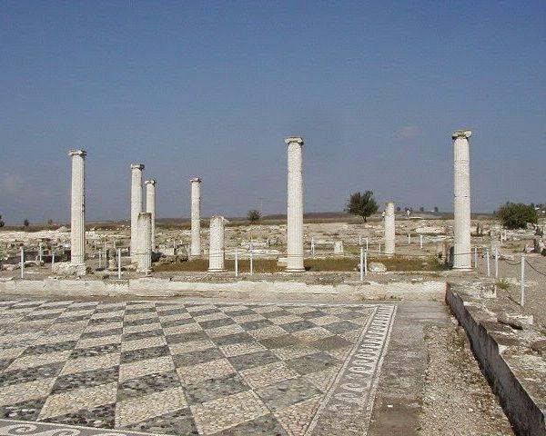 Αρχαιολογικοί χώροι - Θράκη 1