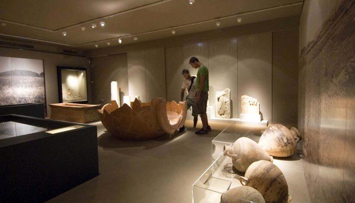 Αρχαιολογικό Αβδήρων - Θράκη 3