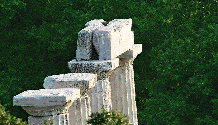 Ιερό Μεγάλων Θεών-Σαμοθράκη - Θράκη 4
