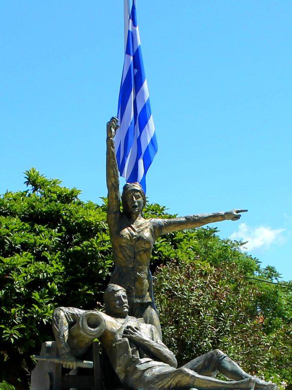 Η «κυρά-Δόμνα» της Αλεξανδρούπολης