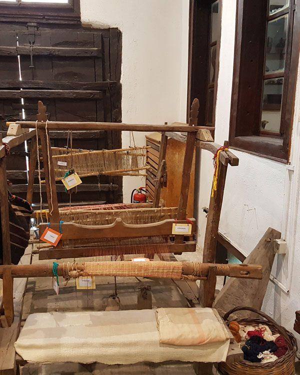 Κιβωτός παράδοσης το Λαογραφικό Μουσείο Κομοτηνής 1
