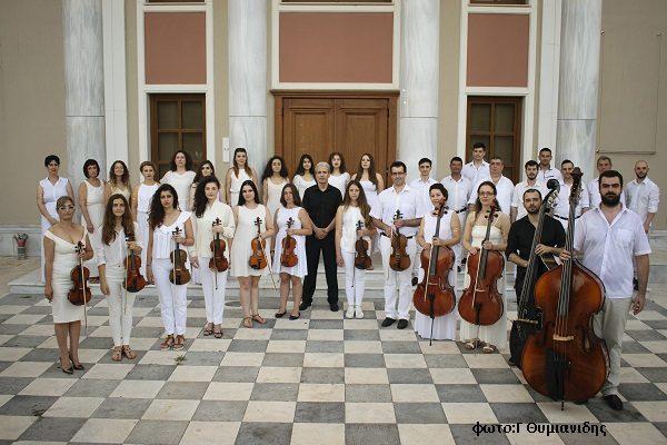 Κλασική μουσική στο αρχαίο θέατρο Μαρώνειας 2