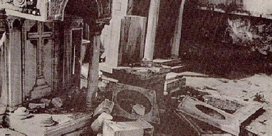 Τα Σεπτεμβριανά στην Κωνσταντινούπολη (6-9-1955)