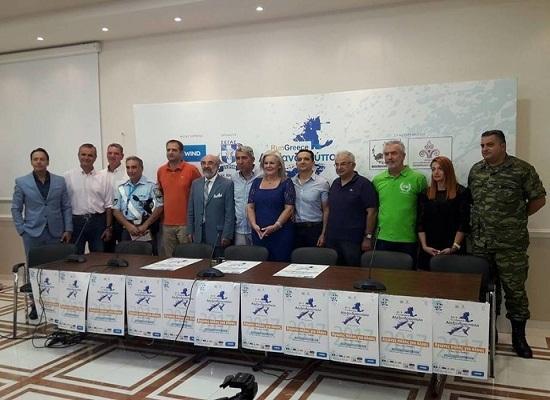 Με 5.000 δρομείς το 4ο Run Greece της Αλεξανδρούπολης