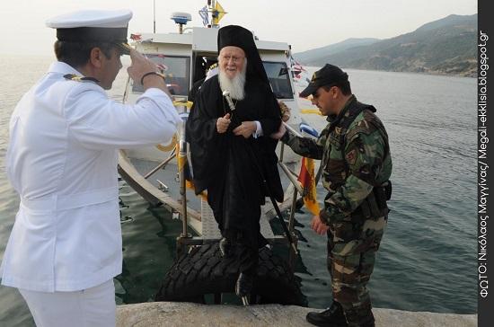 Η επίσκεψη του Οικουμενικού Πατριάρχη στην Ορεστιάδα 4