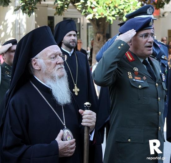 Το μήνυμα του Οικουμενικού Πατριάρχη για την πληγείσα Σαμοθράκη