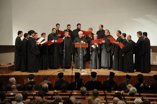 Διάλεξη για τη βυζαντινή εκκλησιαστική μουσική του Αλεξανδρουπολίτη μουσικολόγου Άγγελου Μπέντη