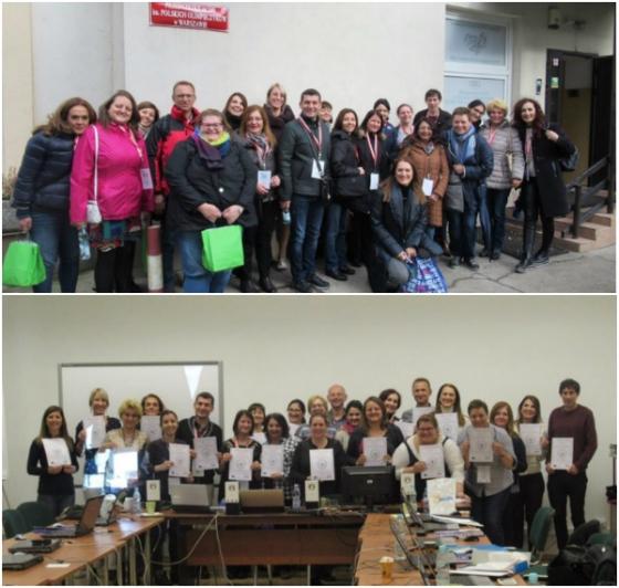 Στη Βαρσοβία της Πολωνίας βρέθηκε το 11ο Δημοτικό Σχολείο Αλεξανδρούπολης