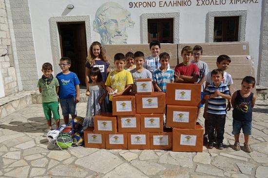 Μεγάλη η Ανταπόκριση των Ξανθιωτών στην Έκκληση για Βοήθεια των Ελληνικών Σχολείων Χιμάρας & Αργυρόκαστρου