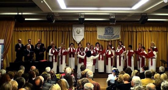Η χορωδία των «Ηχοχρωμάτων» της Αρχιεπισκοπής Αθηνών έρχεται στην Αλεξανδρούπολη